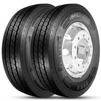 Kit 2 Pneu Pirelli Aro 17,5 215/75r17,5 126/124m 16pr Mc 01 Liso -