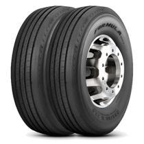 Kit 2 Pneu Pirelli Aro 22 11.00r22 150/146L 16 Formula Driver II Liso -