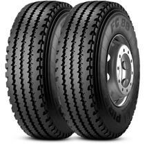 Kit 2 Pneu Pirelli Aro 22 11.00r22 Tt 150/146k Fg88 -