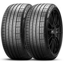 Kit 2 Pneu Pirelli Aro 22 265/35r22 102v Xl P Zero New -