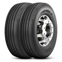 Kit 2 Pneu Pirelli Aro 22.5 275/80r22.5 149/146M Formula Driver II -