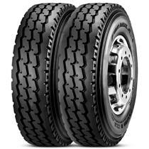 Kit 2 Pneu Pirelli Aro 22.5 295/80r22.5 TL 152/148L M+S 18pr Formula Driver G -