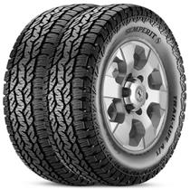 Kit 2 Pneu Semperit Aro 15 205/65r15 94h Fr Trail Life A/T - Continental semperit