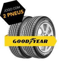 Kit 2 pneus aro 15 195/60r15 88v efficientgrip goodyear -