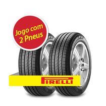 Kit 2 pneus Aro 15 Pirelli 195/55R15 85H Cinturato P7 -