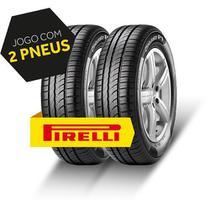 Kit 2 pneus Aro 15 Pirelli 195/55R15 85V Cinturato P1 Plus -
