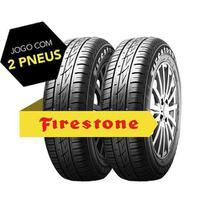 Kit 2 pneus Aro 16 Firestone F-600 205/55R16 91V - Bridgestone