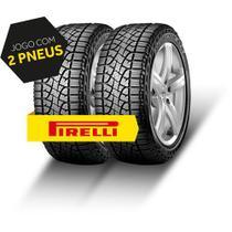 Kit 2 pneus Aro 16 Pirelli LT245/70R16 113T Scorpion ATR WL -
