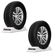 Kit 2 Pneus Bridgestone Aro 15 195/65R15 91H Ecopia EP150 -