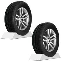 Kit 2 Pneus Bridgestone Aro 16 205/55r16 91v Ecopia Ep150 -