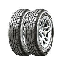Kit 2 pneus Bridgestone Aro18 225/55R18 Dueler H/T 684 II 98H -