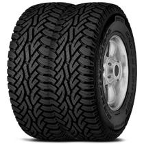 Kit 2 Pneus Continental Aro 15 205/60r15 91h Fr Crosscontact At