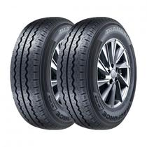 Kit 2 Pneus Diamond Aro 14 185R14C DL108 8 Lonas 102/100R -
