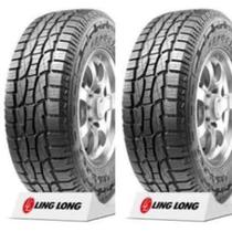 Kit 2 Pneus Ling Long 205/60 R15 Crosswind A/t Saveiro Cross