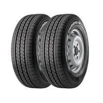 Kit 2 Pneus Pirelli 175/70 R14 Chrono 175 70 14 -