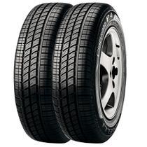 Kit 2 Pneus Pirelli Aro 13 165/70r13 79t P4 Cinturato -