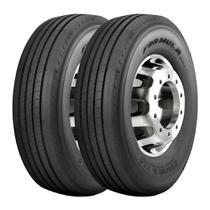 Kit 2 Pneus Pirelli Aro 22 1100R22 Formula Driver 16 Lonas 150/146L -