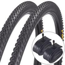 Kit 2 Pneus Pirelli Scorpion MB2 29x2.00 Arame e 2 Câmaras Pirelli -