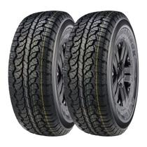 Kit 2 Pneus Royal Aro 16 285/75R16 Black AT 122/119S -