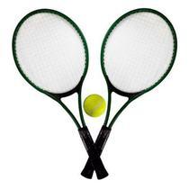 Kit 2 Raquetes Infantil 1 Bolinha - Thata Esportes
