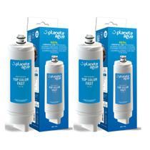 Kit 2 Refil Filtro Purificador Top Color Fast para Colormaq Acqua Eletronico e Compressor - Planeta Água