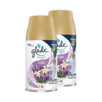 Kit 2 Refil Odorizador Glade Lavanda & Vanilla 269ml -