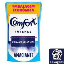 Kit 2 Refis Amaciante Comfort Concentrado Intensivo Intense 900ml -