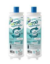 Kit 2 Refis Filtro PB700 para Masterfrio Rótulo Azul - Policarbon