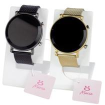 Kit 2 Relógios Femininos LED - Orizom