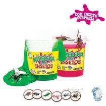 Kit 2 Slime Kimeleka Insetos Sortido - Acrilex -