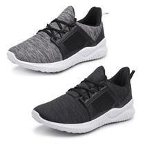 Kit 2 Tenis Masculino Para Corrida Academia Caminhada USUP - Shop Shoes