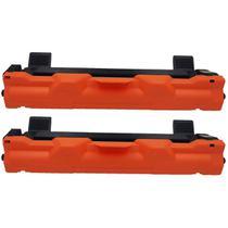 Kit 2 Toner Compatível TN1060 1060  DCP1602 DCP1512 DCP1617NW HL1112 HL1202 HL1212W - PREMIUM