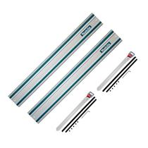 Kit 2 Trilhos de 1 metro e 2 Conectores para SP6000 Makita -