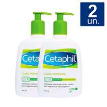 Kit 2 UN Cetaphil Loção Hidratante Galderma -