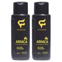 Kit 2 Und Gel para Massagem Arnica Extra Forte 200g - Fashion