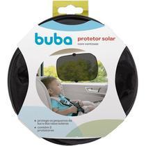 Kit 2 Und Protetor Solar Com Ventosa Buba Protecao Uv Carro -