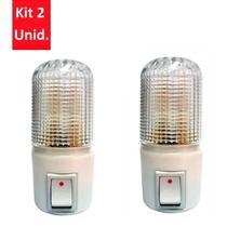 Kit 2 Unidades Luz Noturna Decorativa 127v- Dni 6180 - Mc