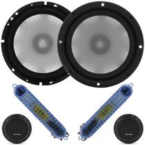 Kit 2 Vias Bravox 6 Pol Diamond Cs60d - 140w Rms O Par