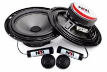 Kit 2 Vias Nar Audio 6 Polegadas 600cs1 Série 1 100w Rms
