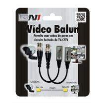Kit 2 Vídeo Baluns Passivos de 180 - DNI 5011 -