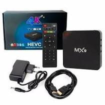 kit 20 Conversor Box Mxq Pro Converte Em Smart Tv Hd 4k - Dnuib