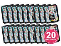 Kit 20 Envelopes P/ Álbum Now United - Oficial Panini -