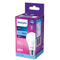 Kit 20 Lâmpadas LED 9W Branco Frio 6.500K 806 Lúmens Philips -