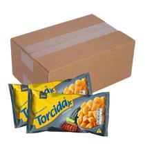 Kit 20 Salgadinhos Torcida Costelinha com Limão 70g - Lucky -