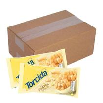 Kit 20 Salgadinhos Torcida Pastel de Queijo 70g - Lucky -