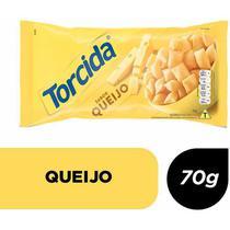 Kit 20 Salgadinhos Torcida queijo 70g - Lucky -