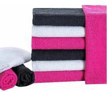 Kit 20 Toalhas para Manicure e Pedicure - 28cm x 45cm - New Básico