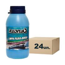 Kit 24x Limpa Vidros Para-Brisa Radnaq 100ml -