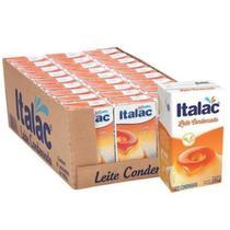 Kit 27 Unidades Leite Condensado Italac SEMI-DESNATADO 395g -