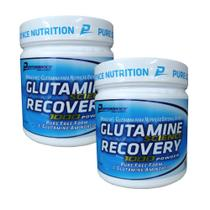Kit 2x Glutamina Science Recovery 300g Performance Nutrition -